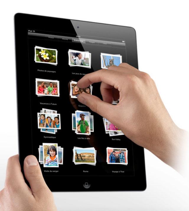 Apple iPad 2 Wi-Fi 16 Go