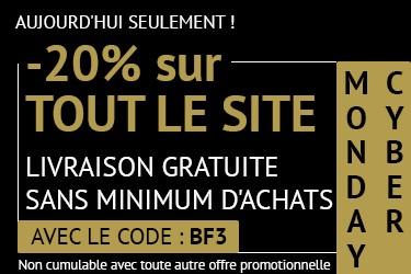 20% de réduction sur tout le site et livraison gratuite (mariobertulli.com)