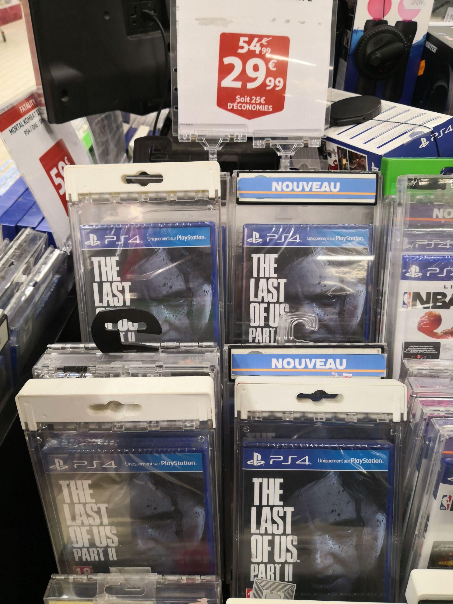 Last of Us part 2 sur PS4 - Annecy (74)