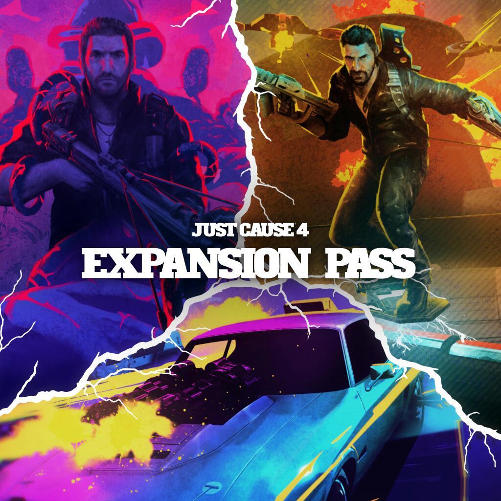 Season Pass Pack d'extension pour Just Cause 4 sur PS4 (dématérialisé)