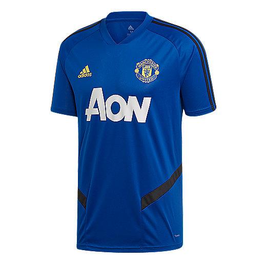 Maillot d'entraînement de football adidas Manchester United 18/19 - taille .L