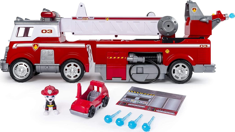 Jouet Paw Patrol Camion de Pompiers Ultimate Rescue - La Pat' Patrouille