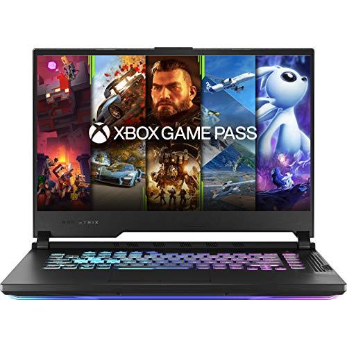 """PC Portable 15.6"""" Asus ROG STRIX-G15-G512LW-HN038T - i7-10750H, 16 Go de Ram, 512 Go SSD, GeForce RTX 2070 8 Go"""