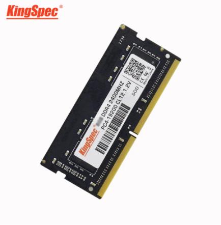 Kit Mémoire DDR4 So.Dimm KingSpec 8 Go (1 x 8 Go) - 2666 MHz, CL17 (via Application)