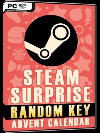Calendrier de l'avent : 24 Jeux sur PC (Dématérialisé - Steam)
