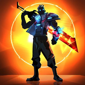Jeu Cyber Fighters: Ligue des Cyberpunk Stickman 2077 gratuit sur Android