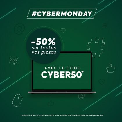 50% de réduction sur toutes les pizzas - tutti-pizza.com