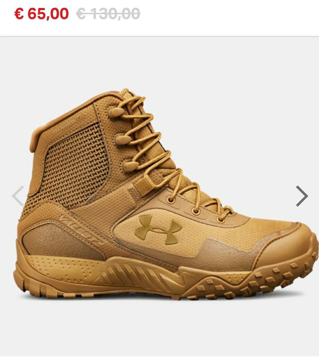 Chaussures militaires femme UA Valsetz RTS 1.5