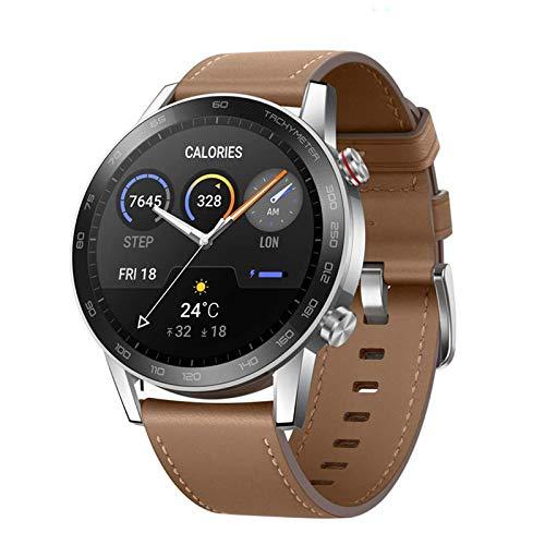Montre connectée Honor Magic Watch 2 - Bracelet cuir