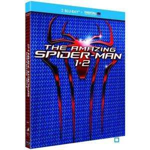 Coffret Blu-Ray The amazing Spider-Man 1&2