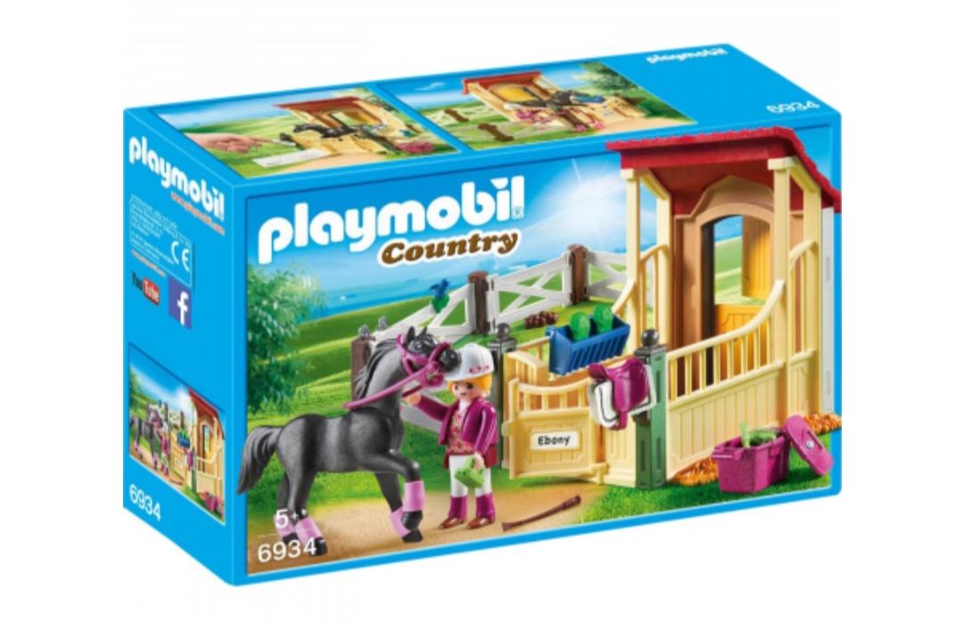 Box Country Playmobil (6934) - Échirolles (38)