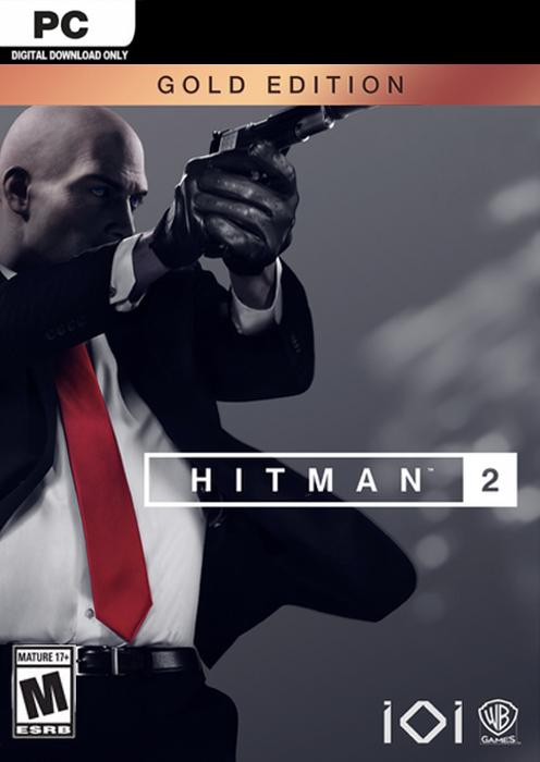 Hitman 2 Gold Edition sur PC (Dématérialisé - Steam)