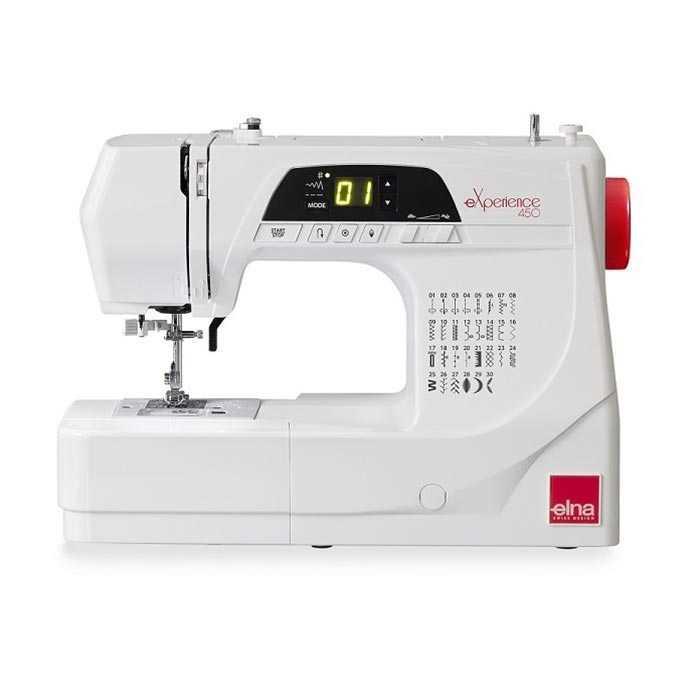Machine à coudre ELNA eXperience 450 - stecker.be