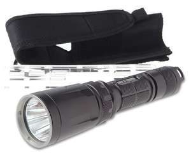 Lampe tactique LED Nitecore SRT7