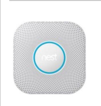 Lot de 2 détecteurs de monoxyde de carbone Nest Protect