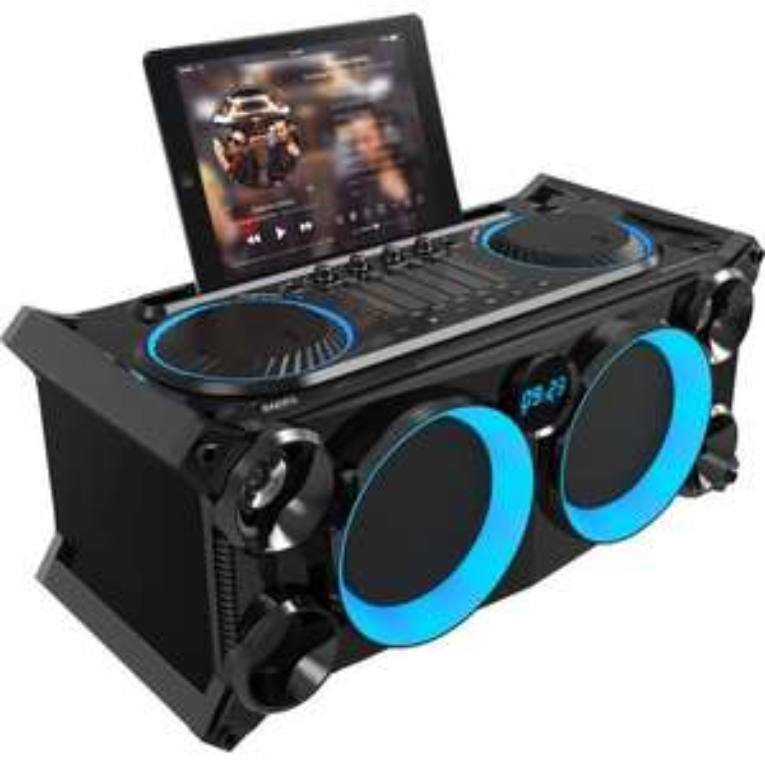 Enceinte Bluetooth Ibiza SPLBOX200-BK (Vendeur tiers)