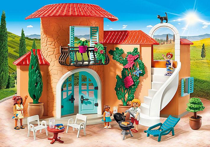 Sélection de promotions sur l'ensemble du site - Ex : Jouet Villa de vacances (9420)