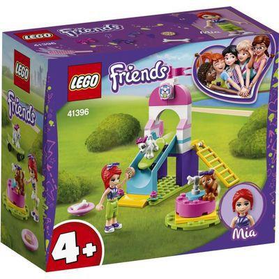 Jouet Lego Friends - L'aire de jeux des bébés chiens (41396)