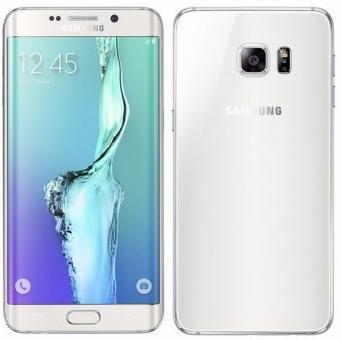 "Smartphone 5.7"" Samsung Galaxy S6 Edge Plus G928C 32 Go - Blanc"