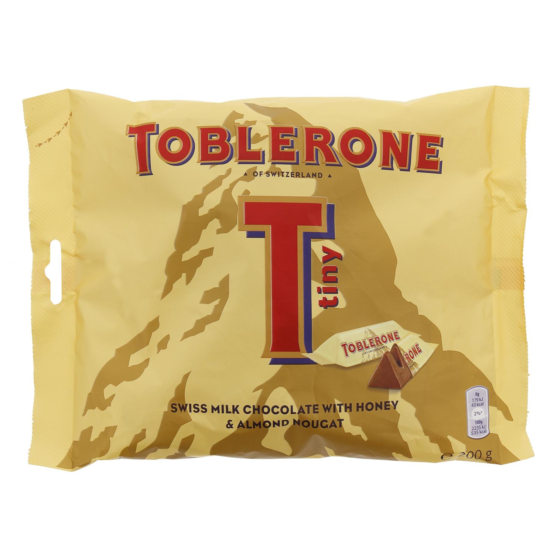 Sachet de mini Toblerone - 200g
