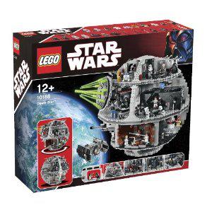 Lego Star Wars 10188 -  L'Étoile Noire