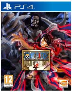 Jeu One Piece : Pirate Warriors 4 sur PS4