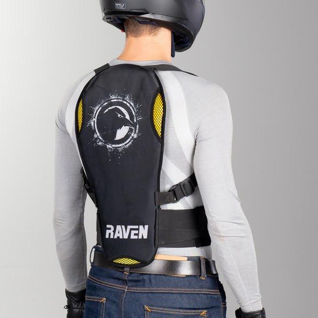 Dorsale moto Raven Pagnus Flex Niveau 2