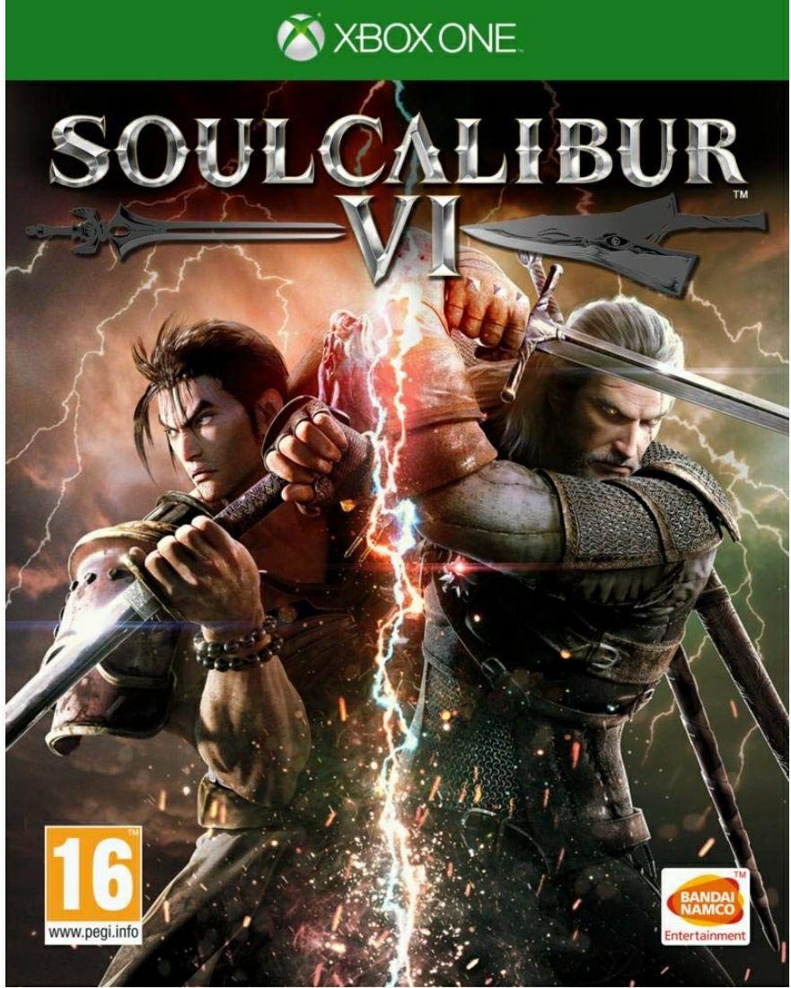 Jeu SoulCalibur VI sur Xbox One