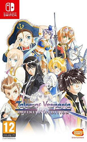 Tales of Vesperia Definitive Edition sur Nintendo Switch