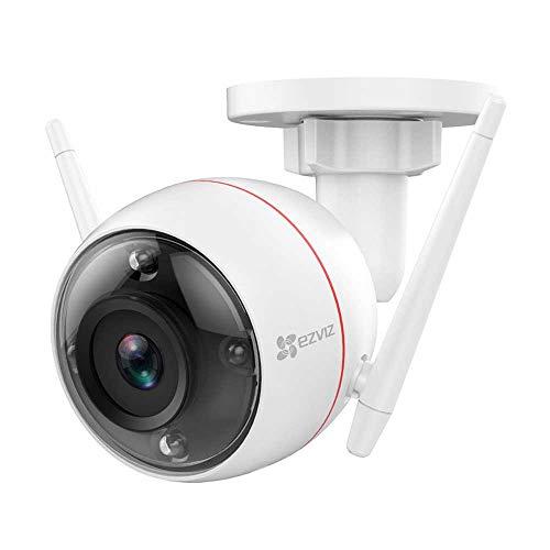 Caméra de surveillance Ezviz C3W - 1080p, Blanc