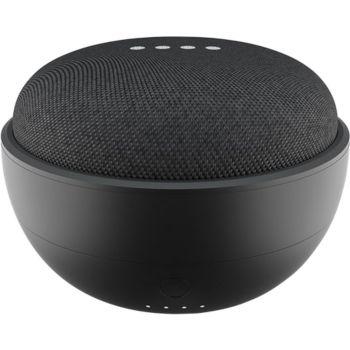 Batterie Google Home Ninety7 Jot Black pour Google Nest Mini