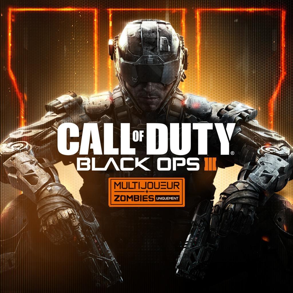 Mode Multijoueur Call of Duty Black OPS 3 sur PC (Dématérialisé) gratuit ce week-end