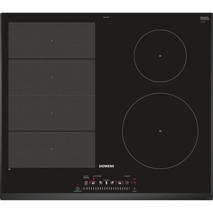 Plaque induction Siemens EX651FEB1F