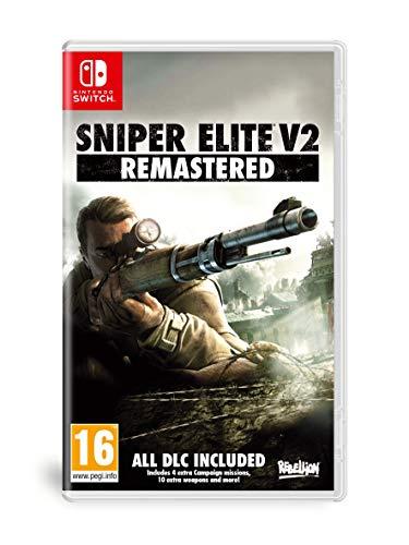 Sniper Elite V2 Remastered sur Nintendo Switch