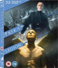 Coffret Bluray Legion + Priest