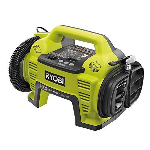 Compresseur portable Ryobi R18I-0 - sans batterie, ni chargeur (via ODR de 20€)