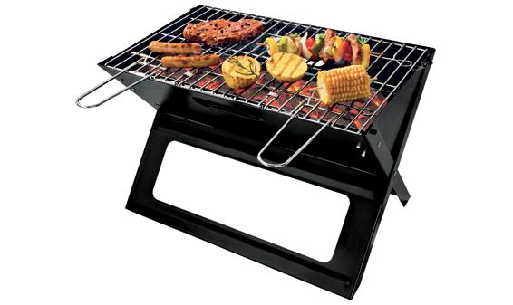 Barbecue pliant