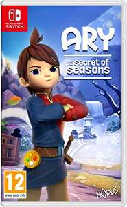 Ary and the Secret of Seasons sur Nintendo Switch