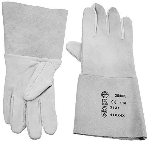 Gants de Soudage Pro GYS TIG - Taille 10 - Manchette en croute