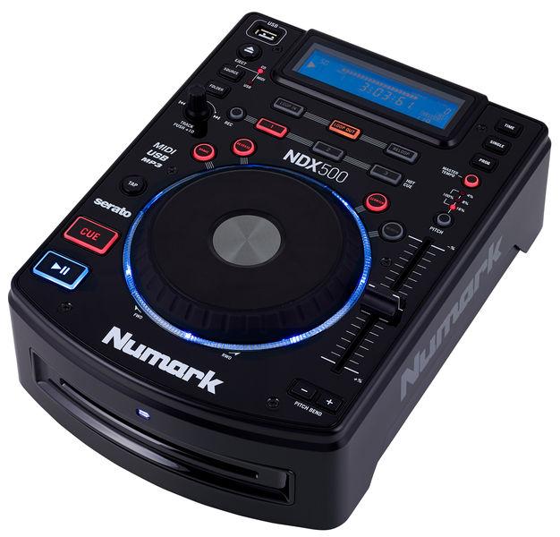 Sélection de produits Numark en promotion - Ex : Platine CD Numark NDX 500