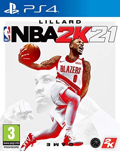 NBA 2K21 PS4 + DLC sur PS4