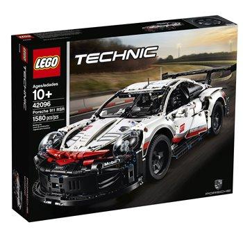 Jeu de construction Lego Technic Porsche 911 RSR 42096 (via 39.96€ sur le compte fidélité) - Besançon (25)
