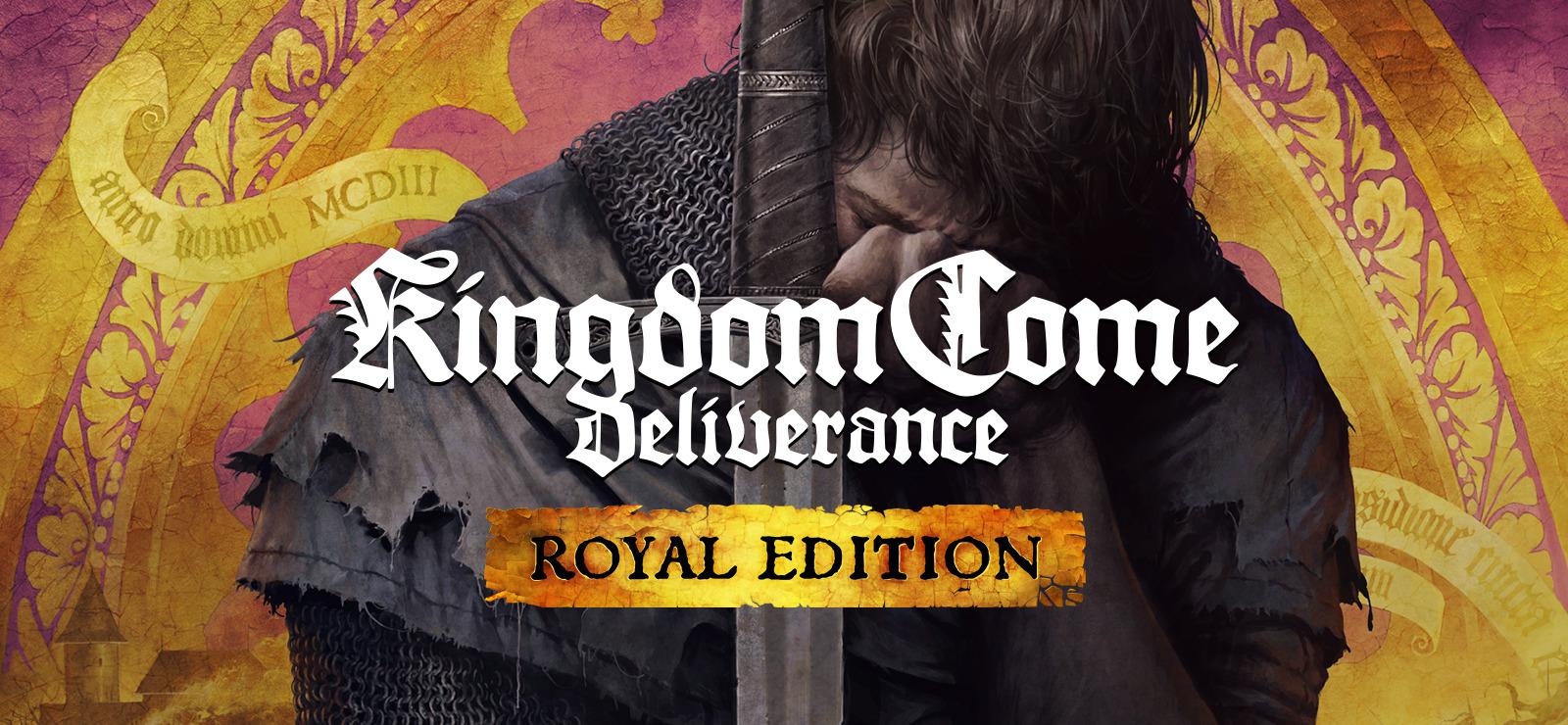 Kingdom Come: Deliverance - Royal Edition: Jeu & tous ses DLCs (Dématérialisé - DRM Free - Via VPN Russie)