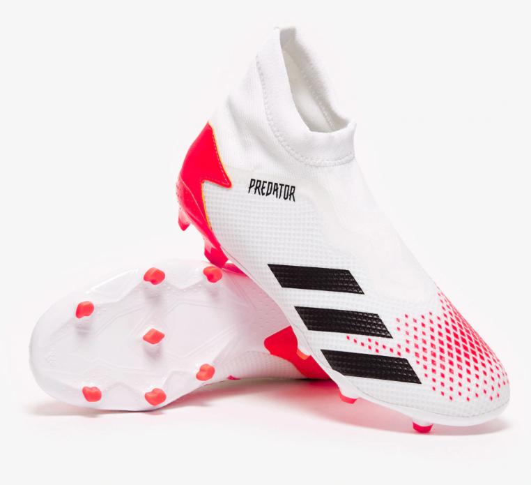 Chaussures de football Homme Adidas Predator 20.3 (sans lacets)