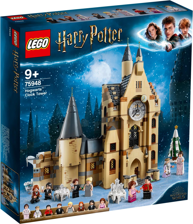 Jeu de construction Lego Harry Potter - La tour de l'horloge de Poudlard 75948 (via 25.96€ en tickets E.Leclerc) - Dizy (51)