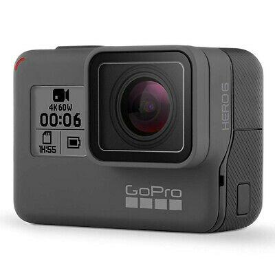 Caméra sportive GoPro Hero6 Black + deux batteries - reconditionnée par le fabriquant