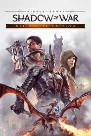 [Gold] La Terre du Milieu L'Ombre de la Guerre - Definitive Edition sur Xbox One (Dématérialisé - Store bresilien)