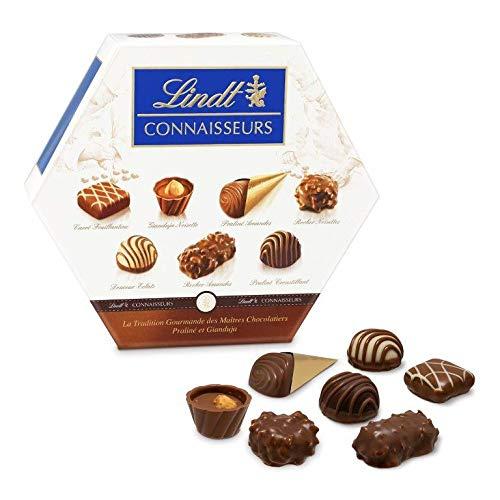 Boîte de Chocolats Assortis Lindt Connaisseurs – 217 g