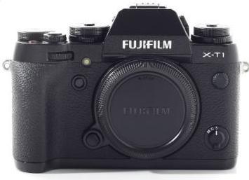 Appareil Photo Hybride Fujifilm X-T1 (16,3 Mpixs) - Noir