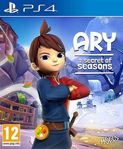 Ary and the Secret of Seasons sur PS4